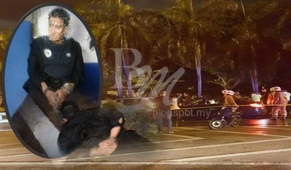 Terkini ! Inilah Wajah & Biodata Ringkas Suspek Insiden Tembakan Di Pulau Pinang (5 Gambar)