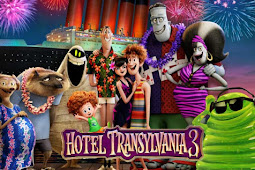 HOTEL TRANSYLVANIA 3: SUMMER VACATION (2018) + Sub Indo + HD
