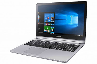 Samsung Unveils Notebook 7 Spin Convertible; 15.6-inch FHD Intel i7 6th Gen 12GB RAM