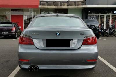 Eksterior BMW E60 Seri-5 Prefacelift