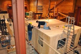 construçao em madeira clt