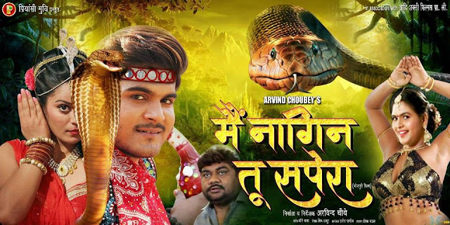 Mai Nagin Tu Sapera Bhojpuri Movie