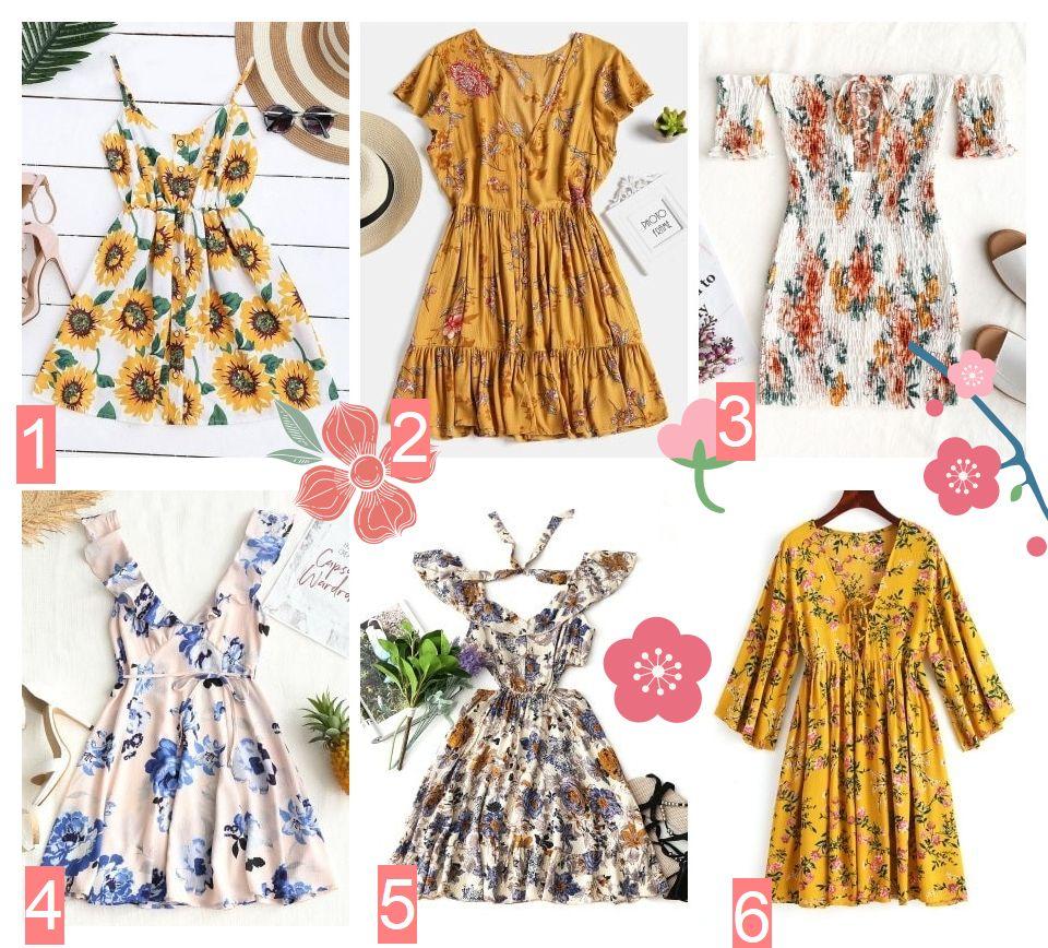 jaka sukienke na lato
