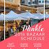 Minkle 2018 Bazaar Schedule