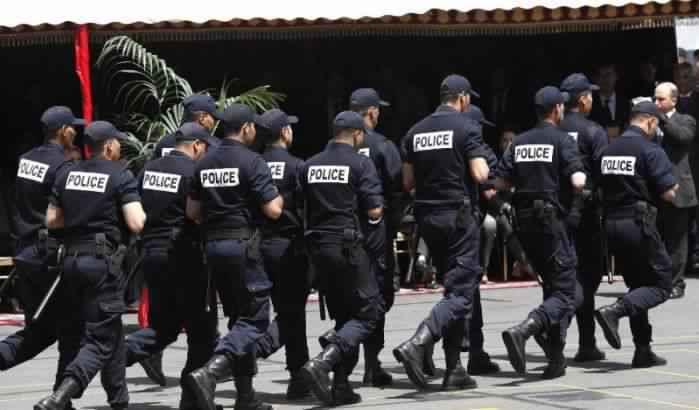 استعدادا لرأس السنة..60 ألف شرطي لتأمين الاحتفالات في شوارع المملكة