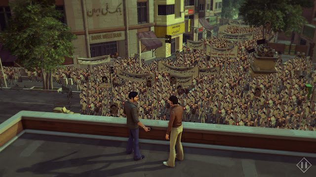 Game about the Islamic Revolution