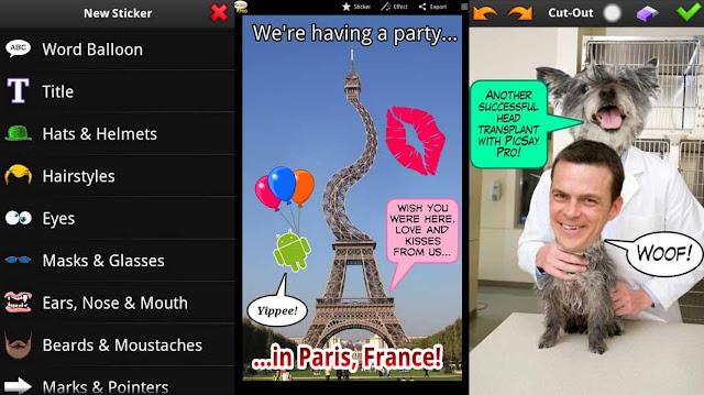 download PicSay PRO Apk v1.8.0.5 Aplikasi Edit Foto Android Update Versi Terbaru