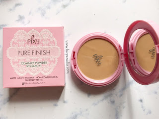 PIXY Pure Finishing Compact Powder shade Beige