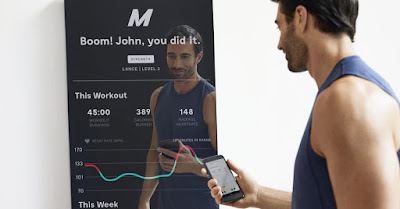 tech, tech news, best tech news, latest technology, tech Future, Technology, what's new in technology, gadgets, This $1, 500 mirror streams live fitness categories to contend with Peloton and ClassPass,