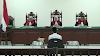 Pembunuh Mus Mujiyono Di Vonis 15 Tahun Penjara