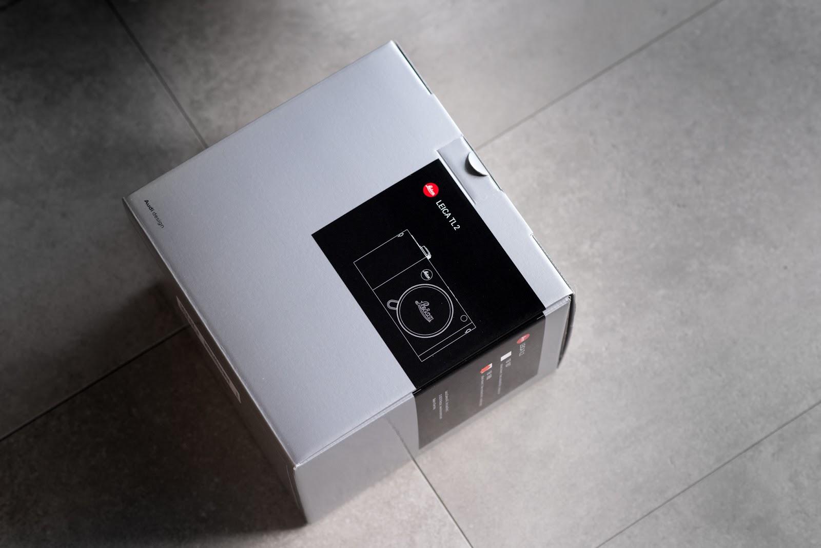 Коробка для Leica TL2