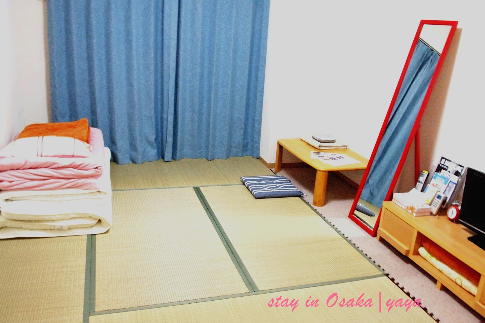 Stay in OSAKA, AIRBNB from Your Osaka Buddy! | Life is colouring ...