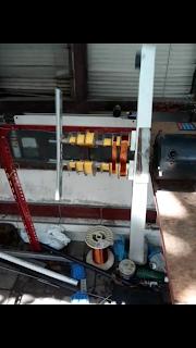 mesin gulung dinamo otomatis