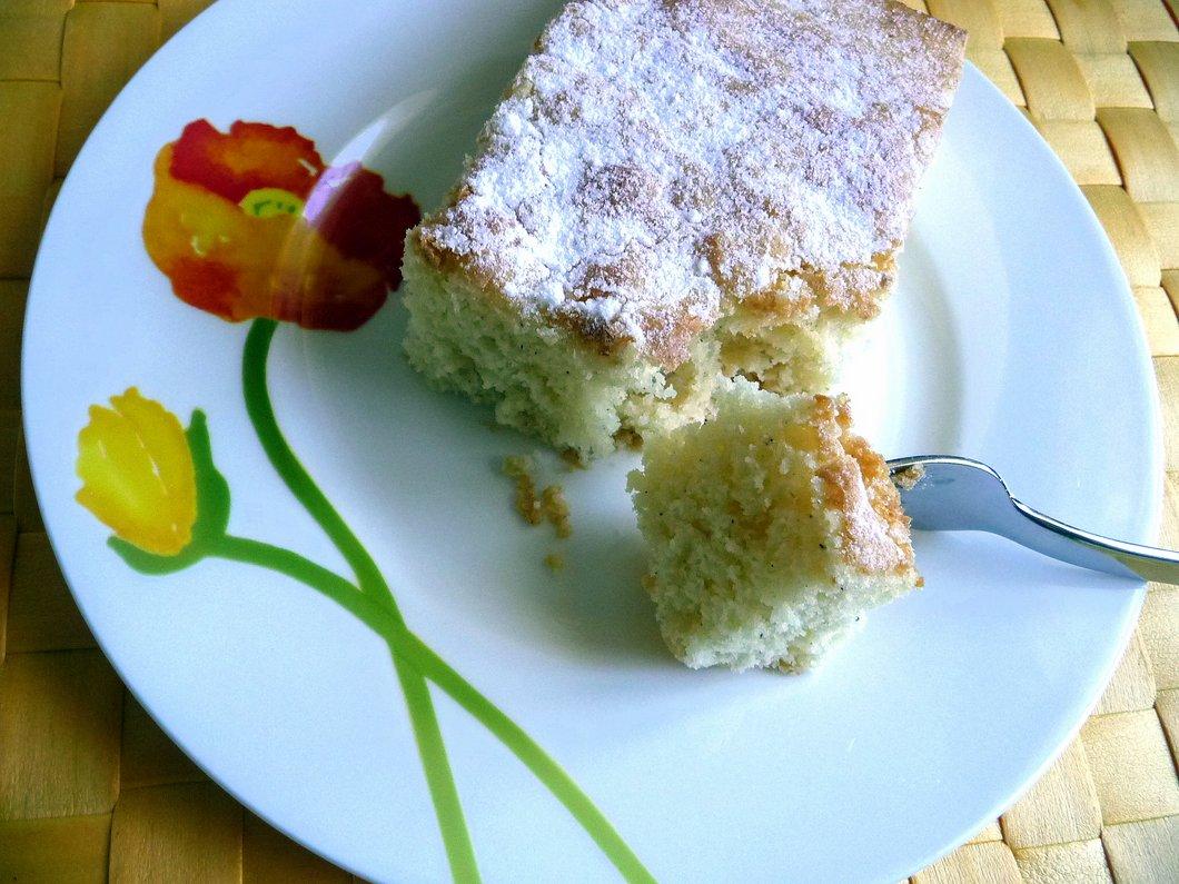 Landliebe Buttermilch-Kuchen