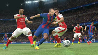 Download PES 2017 Full Version Free For PC