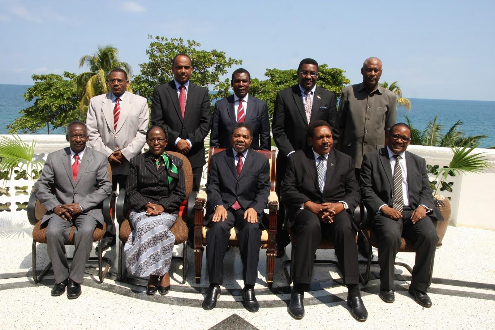 Rais wa Zanzibar Dkt Shein akutana na Mabalozi Wapya wa ...