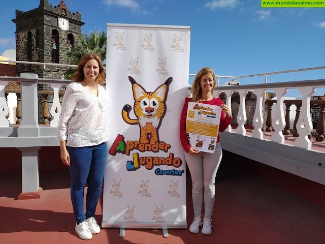 La Concejalía de Juventud y la Asociación Aprender Jugando Canarias ponen en marcha el proyecto 'Aprender jugando Canarias para secundaria'