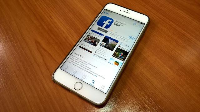 نحميل تحديث فيس بوك للايفون اصلاح مشاكل البطارية للايفون