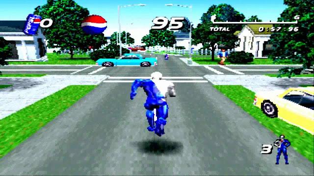 تحميل لعبة بيبسي مان Pepsi Man برابط مباشر من ميديا فاير