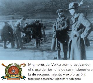 DEUSTCHER VOLKSSTRUM, LA ÚLTIMA DEFENSA DEL III REICH. bellumartis historia militar