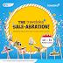 The Traveloka Sale-Abration , Rugi tak tempah!