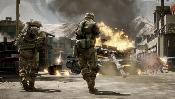 Battlefield Bad Company 2 PC Full Español