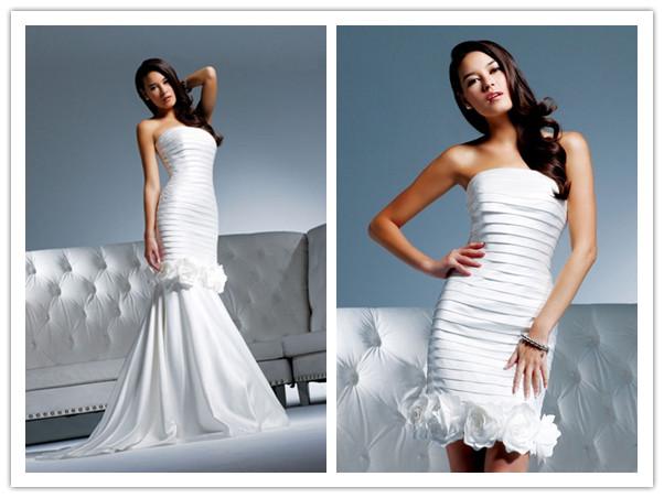 My Wedding Dress: 2 In 1 Wedding Dresses