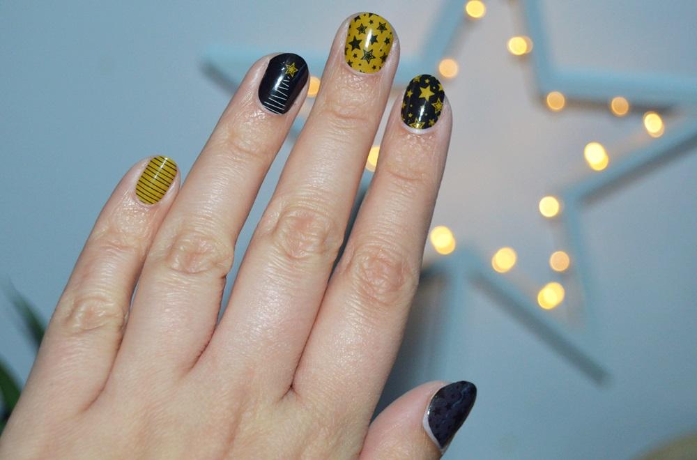 Manirouge - wzory na paznokciach
