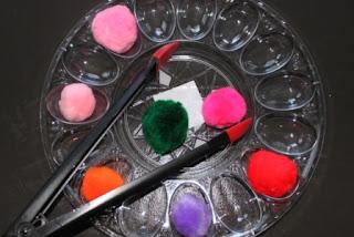 toddler tray activity ideas