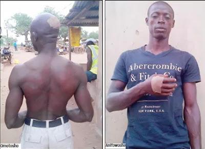 cultists attack opc member ogun state