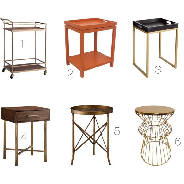Attractive Stacy + Charlie: bar carts and accent tables on the cheap LQ82