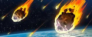 Bahan-Bahan Penyusun Meteor dan Meteorit