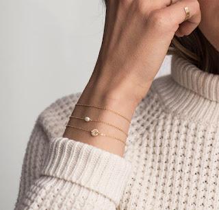 bracelet tendance hiver femme