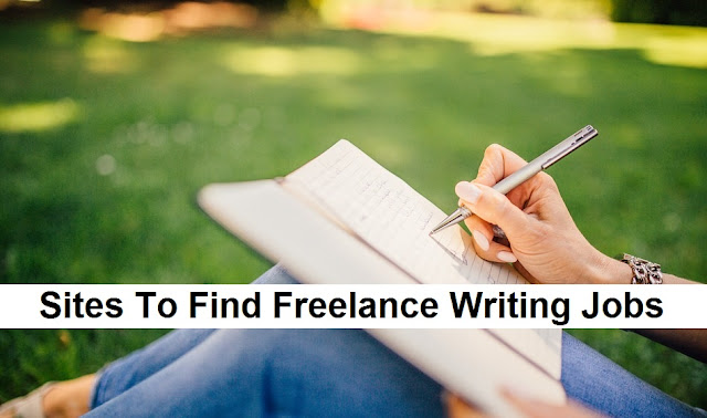 10 Websites To Find Freelance Writing Jobs For Beginners