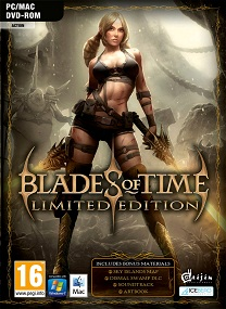 Blades of Time Limited Edition-PROPHET