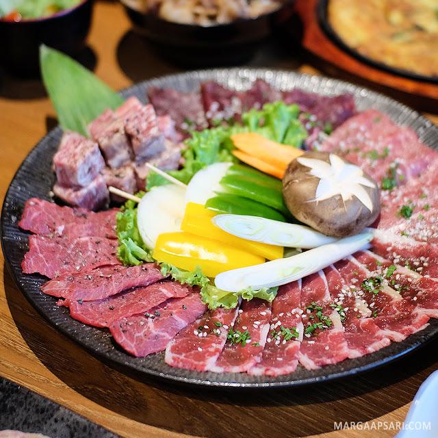 Waki Japanese BBQ Restaurant - Thamrin, Jakarta