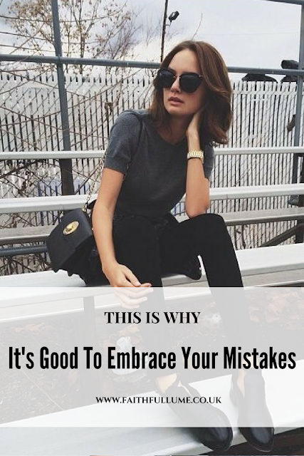 HOW TO EMBRACE FAILURE - FAITHFULLY ME MEDIA