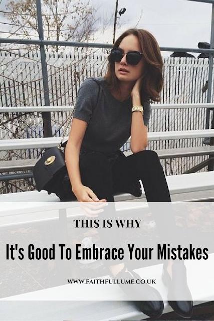 HOW TO EMBRACE FAILURE - FAITHFULLY ME MEDIA