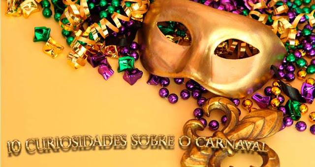 Carnaval é uma festa que se originou na Grécia – Reprodução