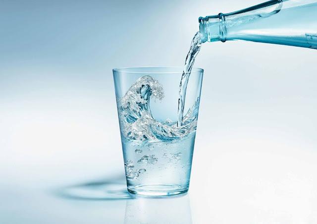 Ramazanda Maden Suyu İçin