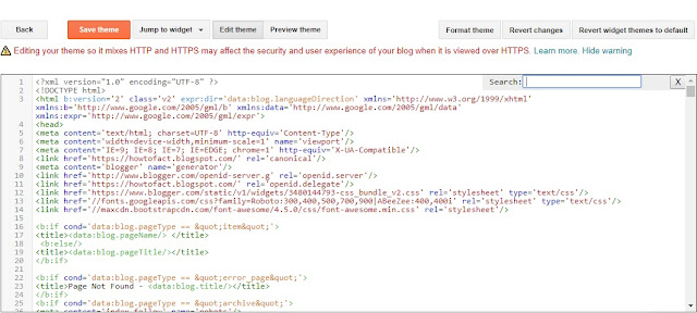 How To Add Auto Alt Tag For Images In Blogger
