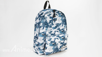 Girls und Panzer x OUTDOOR PRODUCTS Day Pack Animeisai