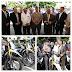 ENTREGAN 20 NUEVAS MOTOCICLETAS PARA EL SERVICIO PREVENTIVO DE LA POLICÍA NACIONAL