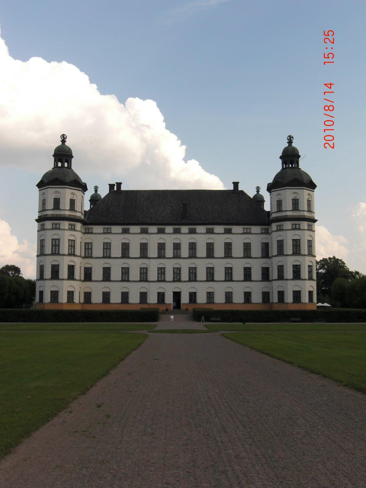 fredriks betraktelser.: skoklosters slott är sveriges mest