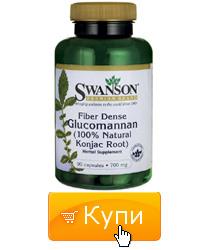 Глюкоманан за отслабване цена