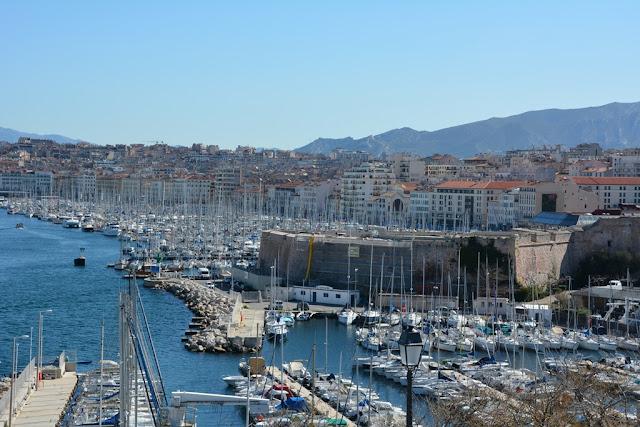 Parc Emile Duclaux Marseille Old Port