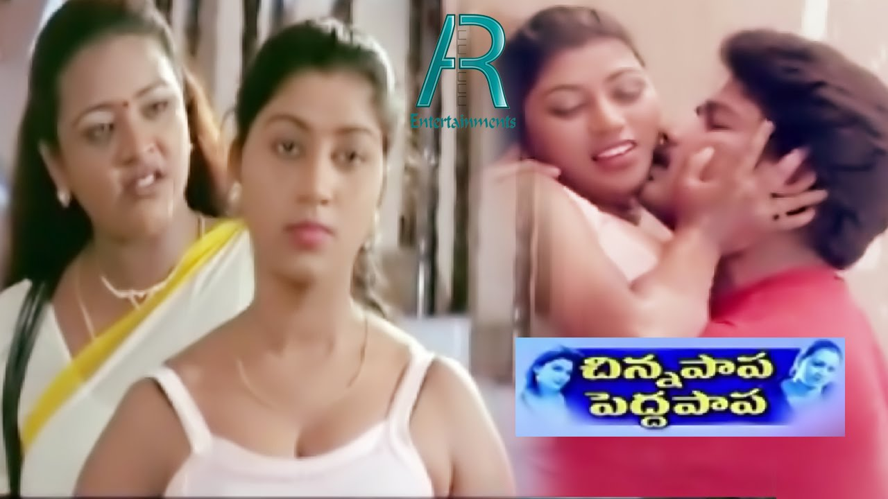 Chinna Papa Pedda Papa Telugu Blue Film  Full Blue Films -1128