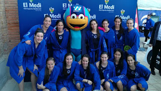 WATERPOLO - Copa de la Reina 2018: 14º título para el CN Sabadell tras una final sin color ante el Terrassa