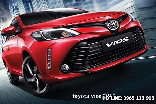 Toyota Vios Hải Phòng