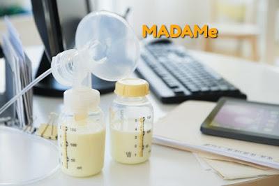 Tips mudah menyusu bagi ibu bekerjaya